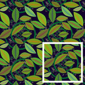 Seamless pattern,tree. — Stock Vector