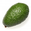 Fresh organic avocado — Stock Photo