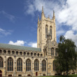 Stock Photo: St Edmundsbury Cathedral