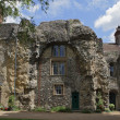 Stock Photo: Old Abbey Ruins, Bury St, Edmunds