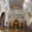 St Edmundsbury Cathedral — Stock Photo