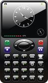 Teléfono celular — Foto de Stock