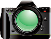 Digital SLR Camera — Stockfoto