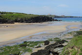 Porth Beach, Newquay, Cornwall — Foto de Stock