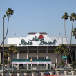 The Rose Bowl Stadium, Pasadena, CA - Stock Photo