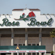 Stock Photo: Rose Bowl Stadium