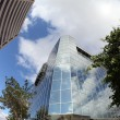 Office Buildings - Fisheye — Stock Photo