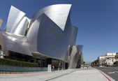 Walt Disney Concert Hall, Los Angeles CA — Stock Photo