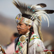 Stock Photo: SManuel Indians Pow Wow - 2012