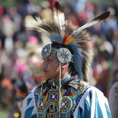 San manuel Indiens pow-wow - 2012 — Photo
