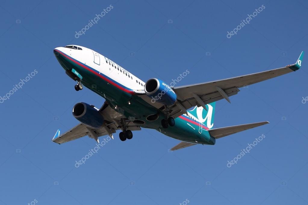 波音737飞机位置选择