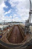 Falmouth Docks, UK. — Stock Photo
