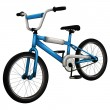 Vector de stock : Bicycle