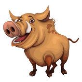 Boar — Stock Vector