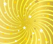 背景の星 — ストックベクタ
