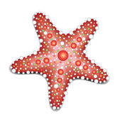 Starfish — Vettoriale Stock