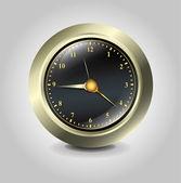 Round The Clock — Stock Vector