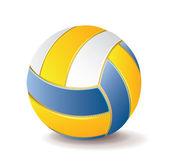 Volleyboll — Stockvektor