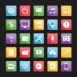 Vector de stock : Set of Web Icons 2