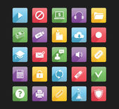 Set of Web Icons 3 — Vector de stock