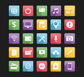 Set of Web Icons 2 — Vetorial Stock