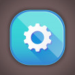 Vector Options Icon — 图库矢量图片 #30401399
