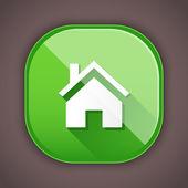 Vector Home Icon — Stock Vector
