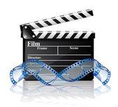 Fotoaparát motorový film — Stock vektor