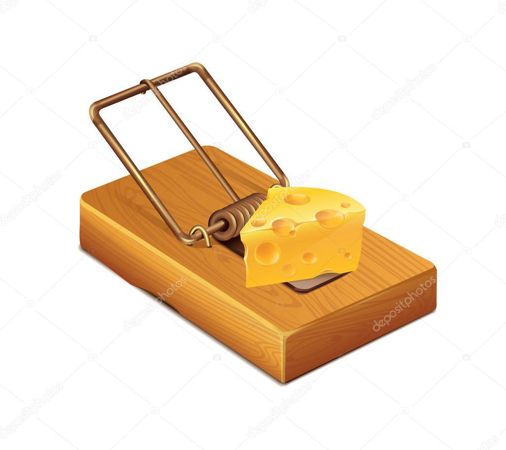 image Mouse trap for cat burglar