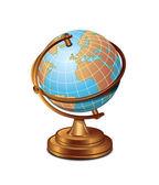 Globe terrestre — Vecteur