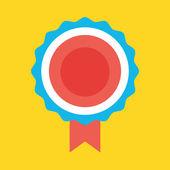 Vector Award Icon — Stock Vector