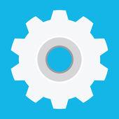 Vector Cog Icon — Stock Vector