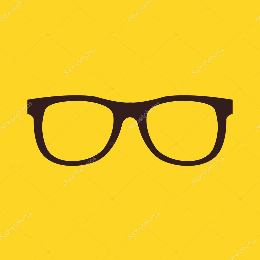 ... use the form below to delete this hipster glasses frames vector