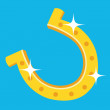 Vector Horseshoe Icon — 图库矢量图片 #36834445