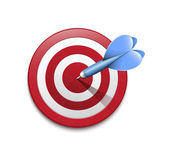 Darts vector — Stock Vector