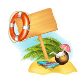 Summer Icon — Stock Vector