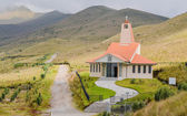 Chapel in The Andes — Stock Photo