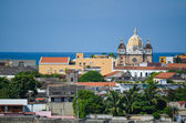 Cartagena, Columbia Cathedral — Stock Photo