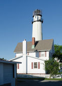 Fenwick Island Lighthouse — Stock Photo