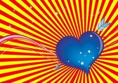 Heart, love, valentine, celebrate, heart — Stock Photo