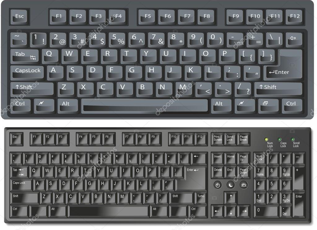 Black, button, computer, control, cursor, digital,  enter,  keyboard, number, numeric, abc, alphabet, background, black, detail, element, english, enter, font, input, key,  macro, number, numeric, pc,  print,  typer, typewriter, white  Stock Photo #12629529