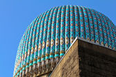 Dome of Mosque in Petersburg — Stock Photo