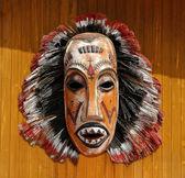 Indian mask — Stock Photo