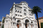 Cathedral in Monaco — Stock Photo