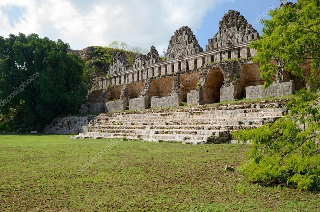 Casa de las palomas en la ciudad maya de uxmal yucat n for House of 950