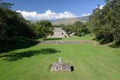 El Puente Archaeological Park in Honduras — Stock Photo