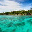 Panoramic views of the tropical island of the Philippines — Stock Photo