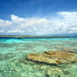 Stock Photo: Paradise island of Gili Meno. Indonesia
