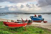 рыболовные суда — Стоковое фото