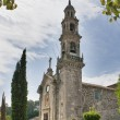 Bastavales church at Brion town - Stock Photo